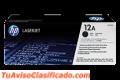 CE285A, TONER RENOVADO a Original P1102W / M1132 / CANON LBP6000 / MF3010 / 1212 (1,6K) VICTONER