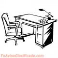 Oficina en alquiler en el sector de Gazcue, con parqueo, excelente ubicación!
