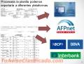 Sistema de control de planillas y control de asistencia