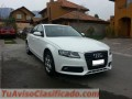 Vendo Audi A4 1.8T Multitronic, Seminuevo, impecable