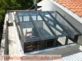 Vidrieria m y d - Claraboyas, rejas y ventanas de aluminio, hierro o pvc con garantia