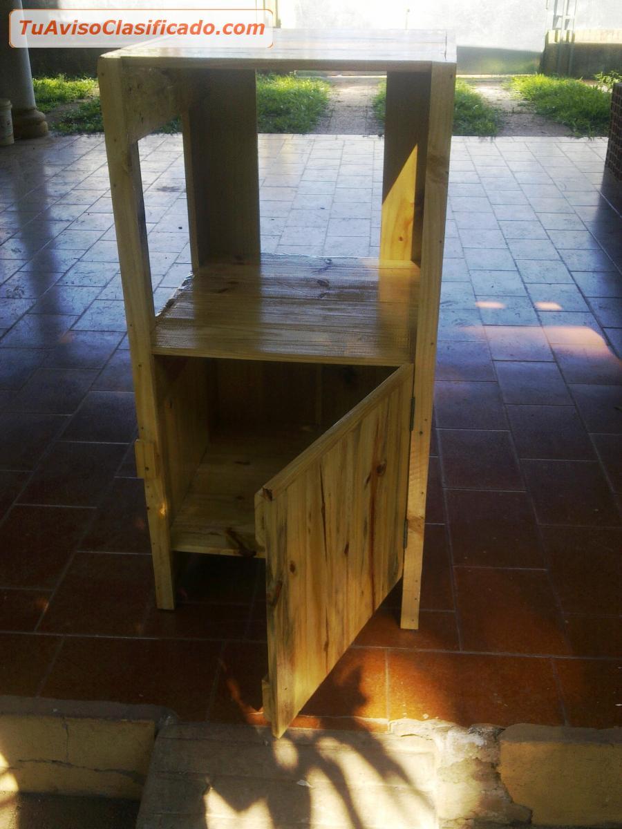 fabricamos muebles de madera de pallets palet palets