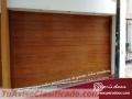 Puertas de garaje Levadizas seccionales de garaje a control remoto Peru Door