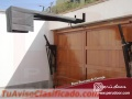Puertas de Garaje a control remoto Levadizas seccionales PeruDoor