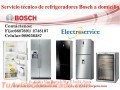 Servicio Técnico - BOSCH - Lavadora, Refrigeradora -Mantenimiento