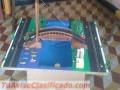Maqueta de Puente levadizo Electromecánico