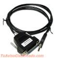 ADAPTADOR CONVERSOR USB - PARALELO ADAPTADOR HDMI - DVI