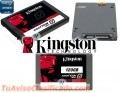Disco Duro SSD  KINGSTON  SAMSUNG