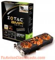 VGA ZOTAC GTX780 AMP 3GB/DDR5/348bit 1006/6208