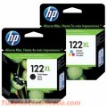 TINTA HP 122XL CH564HL COLOR (2050/3050)