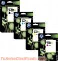 TINTA HP C4909AL 940XL MAGENTA