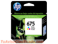 TINTA HP CN691AL (675) COLOR