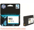 TINTA HP CN052AL (951) YELLOW