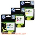 TINTA HP CN056AL 933 XL YELLOW/7110