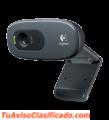 CAM WEB LOGITECH 960-000947 C270 USB