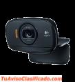 CAM WEB LOGITECH 960-000948 HD C525