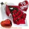 En San Valentin envia coloridos globos con helio a Republica Dominicana
