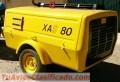 Compresor de aire Atlas Copco XAS60, XAS80, XAS160