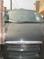 Vendo minivan  jac 2013