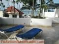 Renta de apartamentos y Villas en Los Corales con playa privada