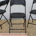 Vendo sillas de plastico para eventos