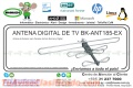 ANTENA DIGITAL DE TV BK-ANT185-EX