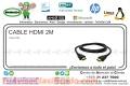 CABLE HDMI 2M