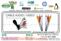 CABLE AUDIO / VIDEO