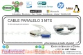CABLE PARALELO 3 MTS