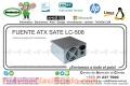 FUENTE ATX SATE LC-508