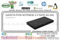 GAVETA P/HD NOTEBOOK 2.5 SATE AX-240