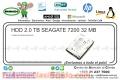 HDD 2.0 TB SEAGATE 7200 32 MB