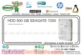 HDD 500 GB SEAGATE 7200