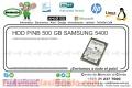 HDD P/NB 500 GB SAMSUNG 5400
