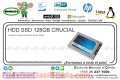HDD SSD 128GB CRUCIAL