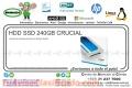 HDD SSD 240GB CRUCIAL