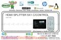 HDMI SPLITTER 5X1 C/CONTROL