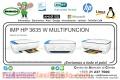 IMP HP 3635 W MULTIFUNCION