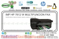 IMP HP 7612 W MULTIFUNCION FAX