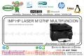 IMP HP LASER M127NF MULTIFUNCION