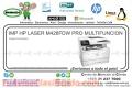 IMP HP LASER M426FDW PRO MULTIFUNCION