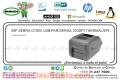 IMP ZEBRA GT800 USB/PAR/SERIAL 203DPI THERMAL/EPL