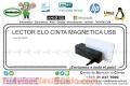 LECTOR ELO CINTA MAGNETICA USB