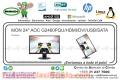 """MON 24"""" AOC G2460PQU/HDMI/DVI/USB/SATA"""