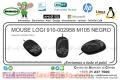 MOUSE LOGI 910-002958 M105 NEGRO