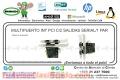 MULTIPUERTO INT PCI C/2 SALIDAS SERIAL/1 PAR