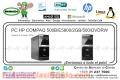 PC HP COMPAQ 500B/E5800/2GB/500/DVDRW