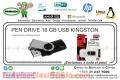 PEN DRIVE 16 GB USB KINGSTON