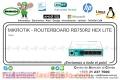 MIKROTIK - ROUTERBOARD RB750R2 HEX LITE