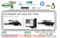 SCANNER HP 4500 FN1 PRO